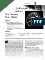 Capitulo 1 Fisiologia do Exercício Estados Unidos Seu Passado Seu Futuro