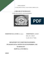Seminar Report on Mobile Phone Cloning