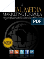Social Media Marketing Formula