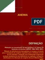 Aula1 ANEMIA Pato Marlos
