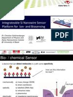 Nano Wire Sensor