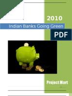 AG KC Finance Indian Banking Going Green