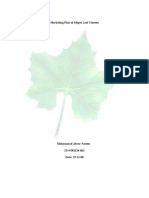 Marketing Plan of Maple Leaf Cement