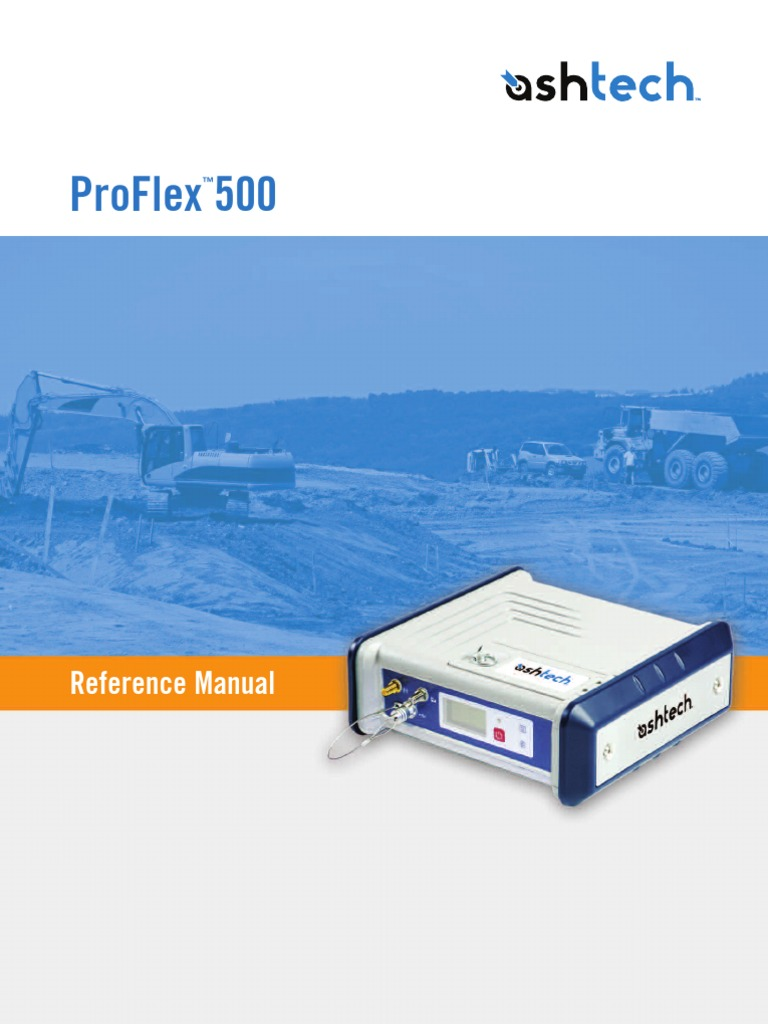 Proflex500 Rm Electromagnetic Interference Radio Frequency Ic 484 Am Receiver