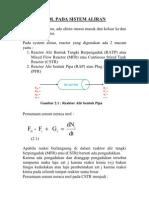 46510417 Teknik Reaksi Kimia 1 Neraca Mol Sistem Aliran