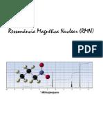 Apostila- Ressonância Magnética Nuclear (RMN)30102007