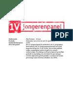 Alle uitslagen onderzoek 'Pim Fortuyn - 10 jaar':
