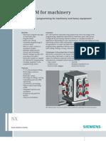 Siemens PLM NX CAM for Machinery Fs Tcm903 128968