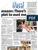 Manila Standard Today - May 8, 2012 Issue