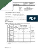 Borang Laporan Praktikum 6 Mikrobiologi BIO3051 Teknik Uji Kualitas Air
