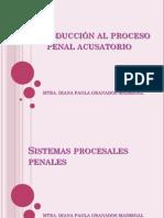 sistemas procesales penales