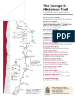 Mickelson Trail Guide