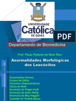 Aula 06_Anormalidades Morfologicas Dos Leucocitos