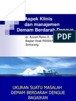 Aspek Klinis Dan Manajemen Dbd
