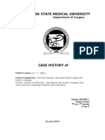 Copy of Case History for Surg-CVI