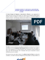 CEEI Albacete acoge en Mayo el proyecto europeo NEWSJOB
