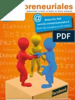 Les Entrepreneuriales Flyer 2012 44