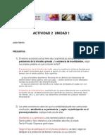 ACTIV 2 UNID 1- ad General