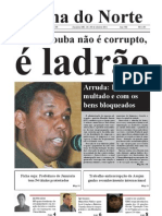 Folha Do Norte, 16 a 30 de Abril de 2011