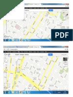 Mapas Del Centro