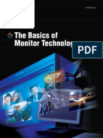 Basics of Monitor Technology