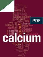 Calcium Booklet