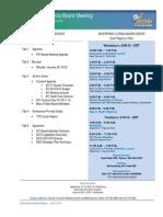 Enterprise Florida May 9-10 2012 Board Book