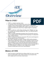 001_what is Unix