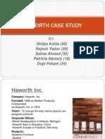 Haworth Case Study