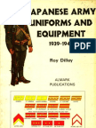 Japanese Army Uniforms and Equipment