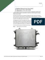 Cisco DigiStar Ethernet Over Coax (EoC) AP (2)