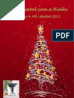 Livro Bimby - O Meu Natal Com a Bimby 2011