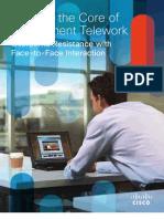 Cisco Gov Telework