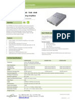 CM2020 68-75-80dB datasheet (v1.4)