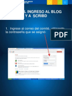 Manual Blog y Scribe