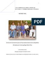 Diagnostico Territorial Indigena 2011