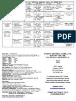 MAY 2012 Calendar - Legal Size