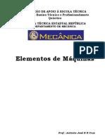 [Apostila] Element0s de Máquinas - eter