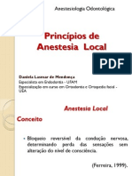 Principios de Anestesia Local1