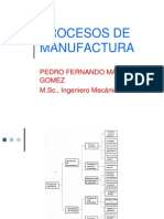 Metalurgia Procesos y Fundicion