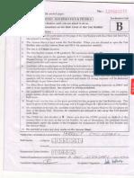 Aieee Paper 1 2012 Eng b