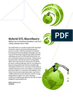 Hybrid XTL Bio Refinery