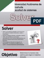 Solver Presentacion