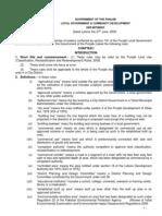 Punjab Land Use Rules 2009