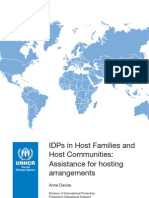 UNHCR Davies Host Families Screen