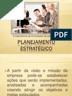 Planejamento EstratégicoREal