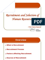 Recruitment & Selection (2)