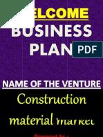 Ganesh Busines Plan