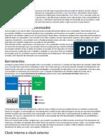 Process Adores, Cache, Barramentos Cloks, Etc