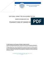 Practice Foundations of Canadian Law